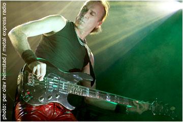 Billy Sheehan Bass